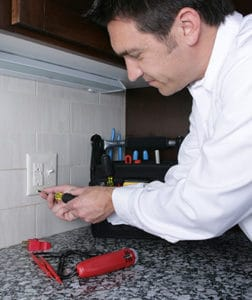 Electrician with Outlet 4