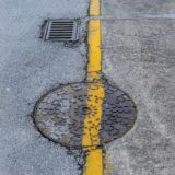 outside street sewer