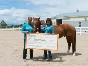 SaddleUp Foundation
