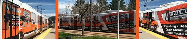 Applewood Train