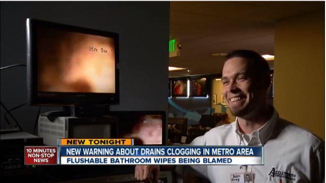 Flushable Wipes - 7 News
