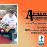 Hear What Our Customers are Saying About Applewood Plumbing Heating & Electric!