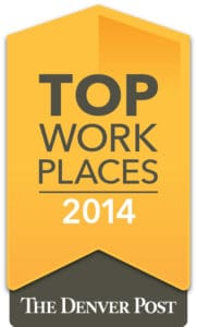 Applewood wins award for being one of the best places for work in Denver.
