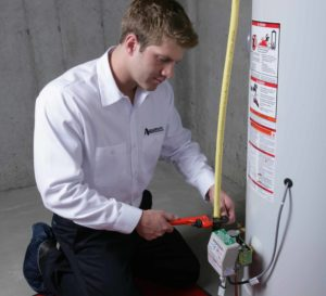 Plumber with Water Heater 8