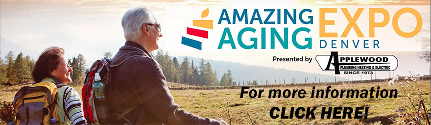 Proud Title Sponsor of the 2015 Amazing Aging Expo!