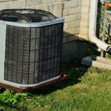 outdoor air conditioner