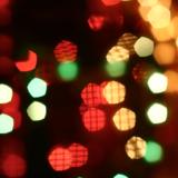 happy holidays lights