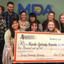 Applewood Awards $1,000 to Muscular Dystrophy Association