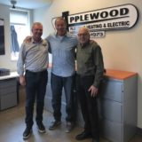 Applewood team Dave Logan
