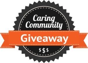 caring community giveaway